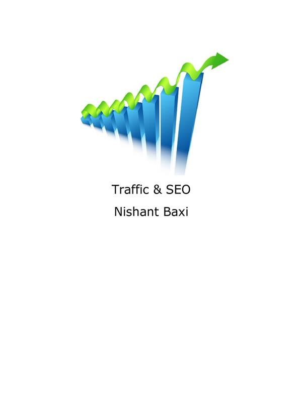 Traffic & SEO als eBook Download von Nishant Baxi