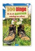 """Das witzige Buch für Rentner """"100 Dinge, die du als Rentner unbedingt tun solltest!"""""""