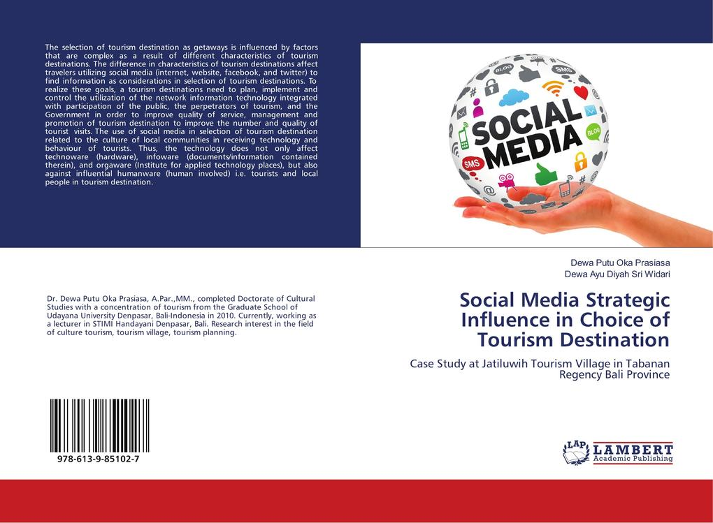 Social Media Strategic Influence in Choice of T...