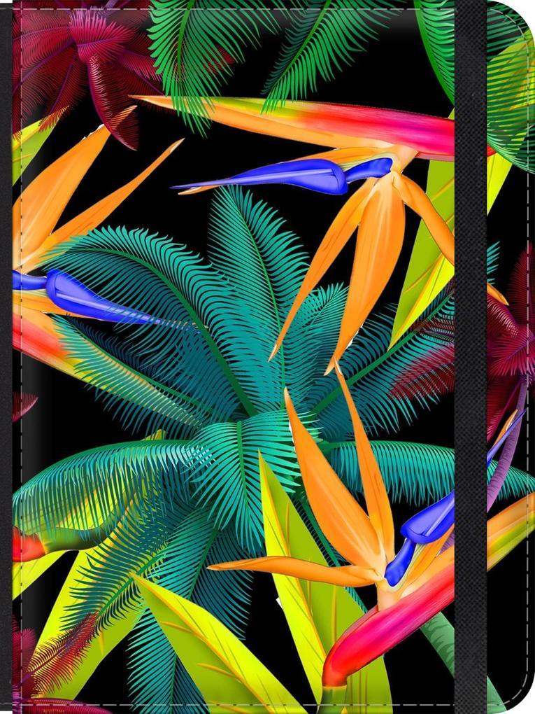 Tasche tolino vision Caseable - Bird of Paradise als Hardware