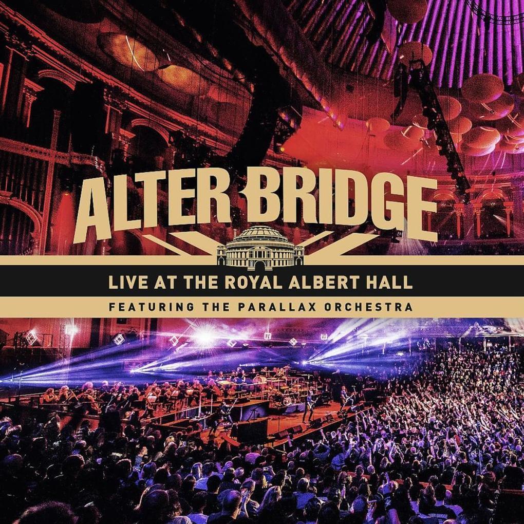 Live At Royal Albert Hall + The Parallax Orchestra als CD