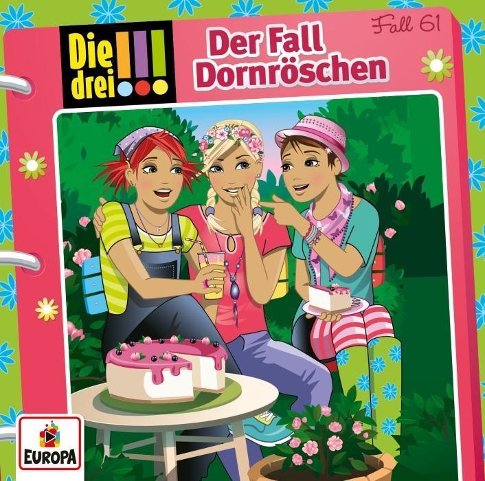Die drei !!! 61: Der Fall Dornröschen als Hörbuch