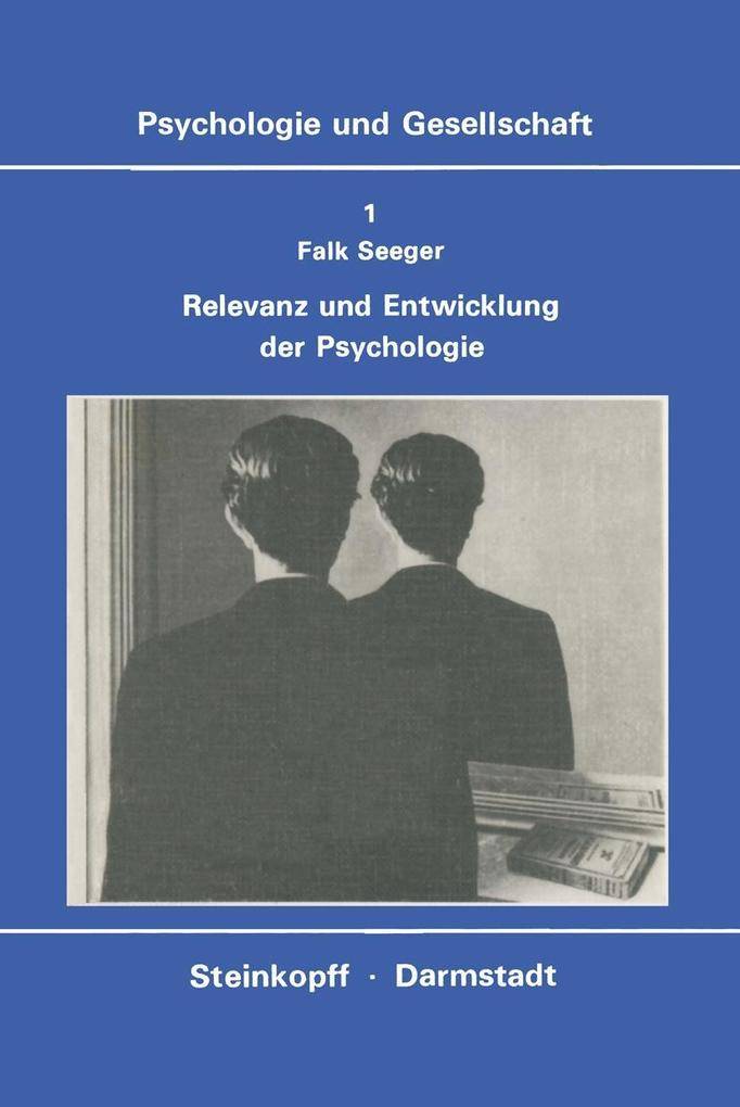 Relevanz und Entwicklung der Psychologie als eB...