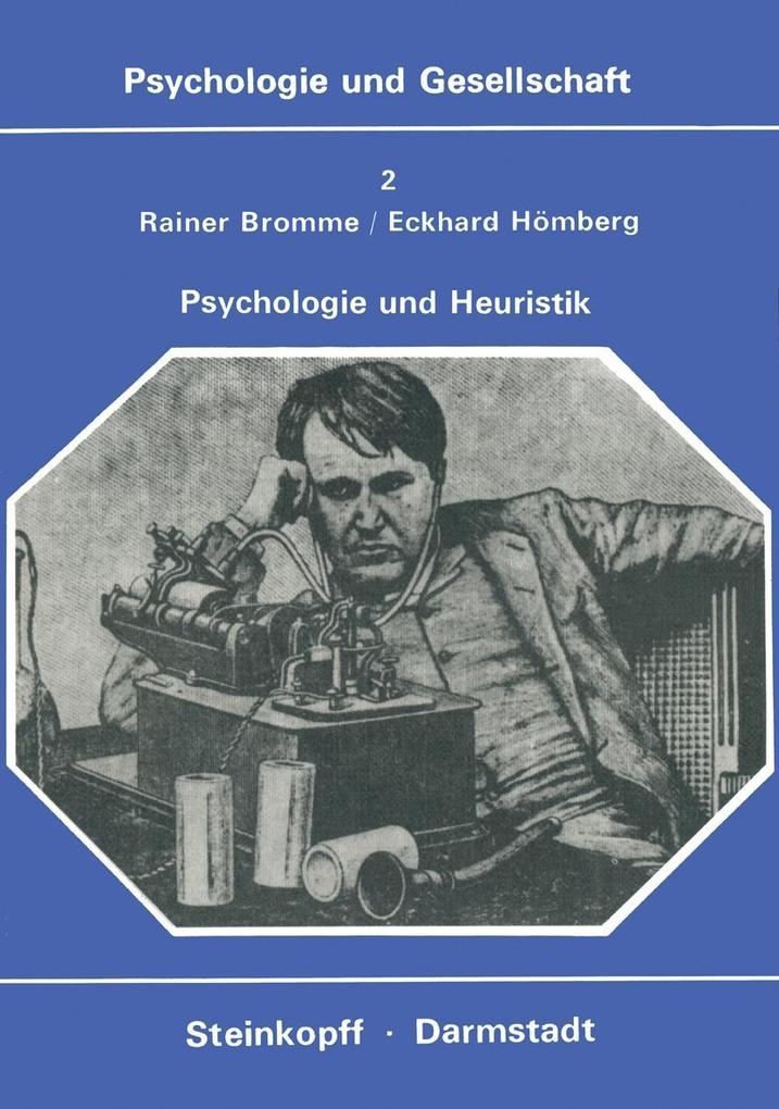 Psychologie und Heuristik als eBook Download vo...