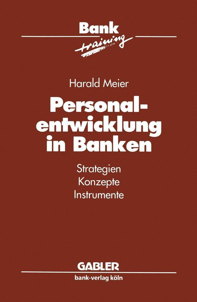 Personalentwicklung in Banken als eBook Downloa...