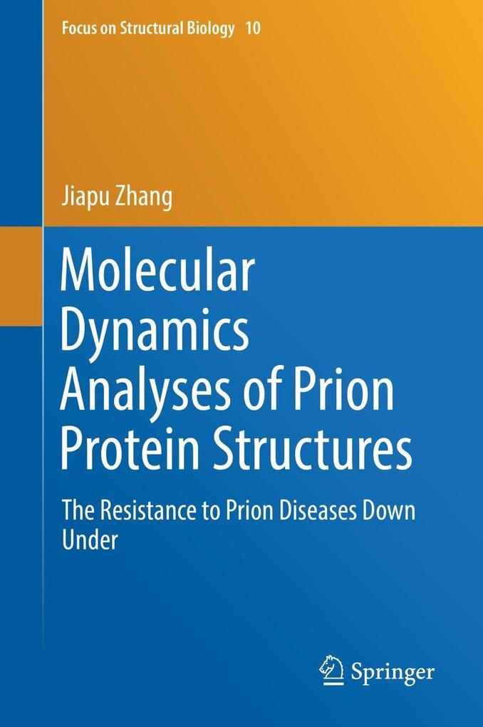 Molecular Dynamics Analyses of Prion Protein Structures als eBook pdf