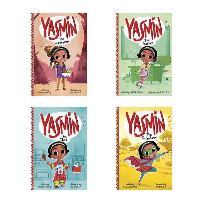 Yasmin als Buch (gebunden)