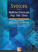 3 voices Band 3 - Weltliche Chormusik