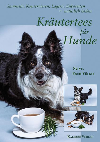 Kräutertees für Hunde als Buch