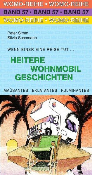 Heitere Wohnmobil Geschichten als Buch