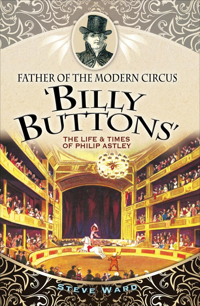 Father of the Modern Circus ´Billy Buttons´ als...