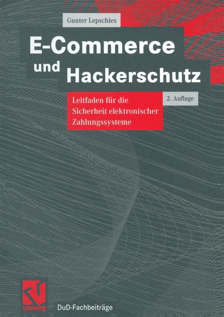 E-Commerce und Hackerschutz als eBook Download ...