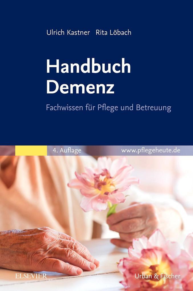 Handbuch Demenz als eBook Download von Ulrich K...