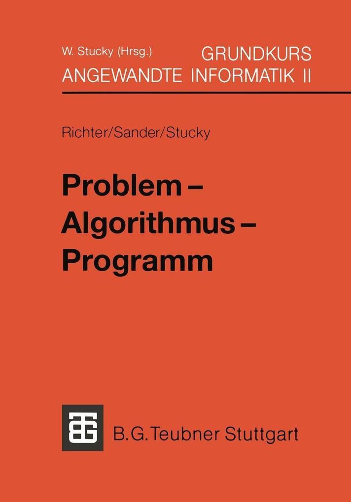 Grundkurs Angewandte Informatik II als eBook Do...