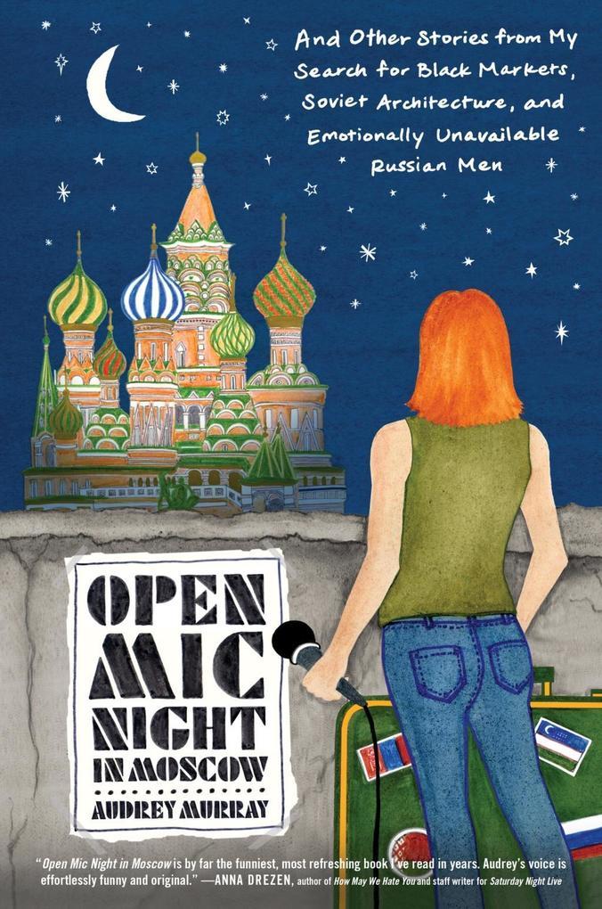 Open Mic Night in Moscow als eBook Download von...