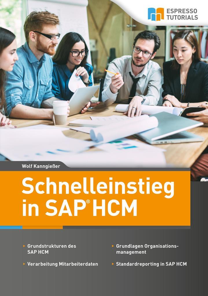 Schnelleinstieg in SAP HCM als eBook Download v...