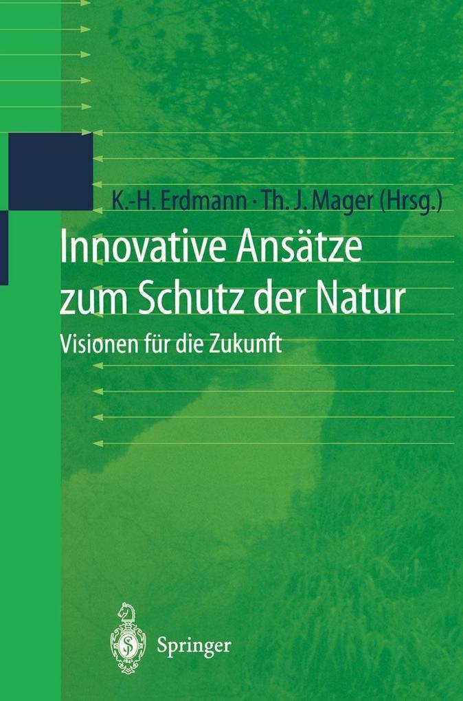 Innovative Ansatze zum Schutz der Natur als eBo...