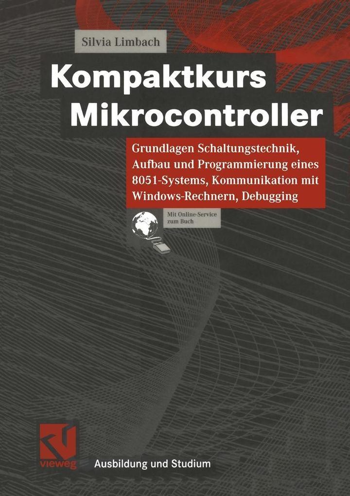Kompaktkurs Mikrocontroller als eBook Download ...