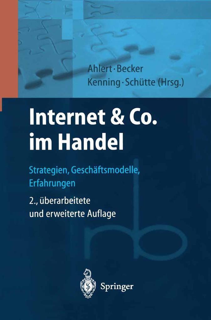 Internet & Co. im Handel als eBook Download von