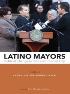 Latino Mayors als eBook Download von Marion Orr...