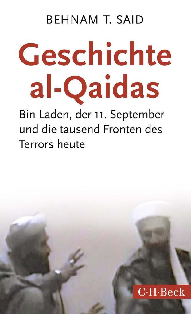 Geschichte al-Qaidas als eBook