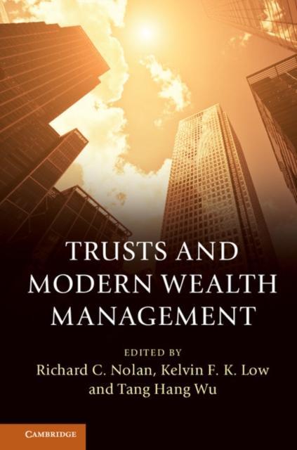 Trusts and Modern Wealth Management als eBook D...