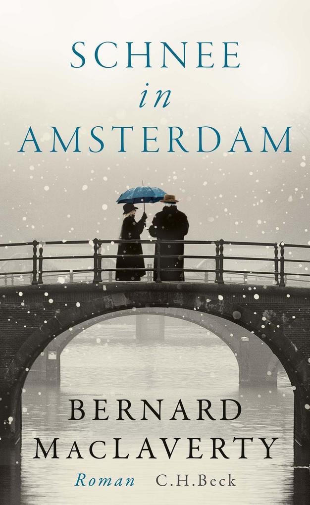 Schnee in Amsterdam als eBook