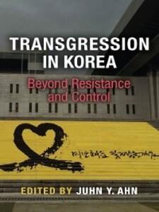 Transgression in Korea als eBook Download von J...