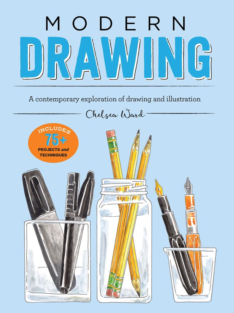 Modern Drawing als eBook Download von Chelsea Ward