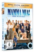 [Ol Parker, Catherine Johnson, Richard Curtis: Mamma Mia! Here we go again]