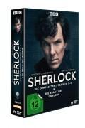 Sherlock - Die kompletten Staffeln 1-4 & Die Braut des Grauens