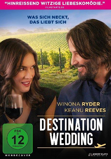 Destination Wedding als DVD