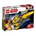 LEGO® Star Wars 75214 - Anakin's Jedi Starfighter, Bausatz