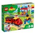 LEGO® Duplo 10874 - Dampfeisenbahn, Eisenbahn, Bausatz
