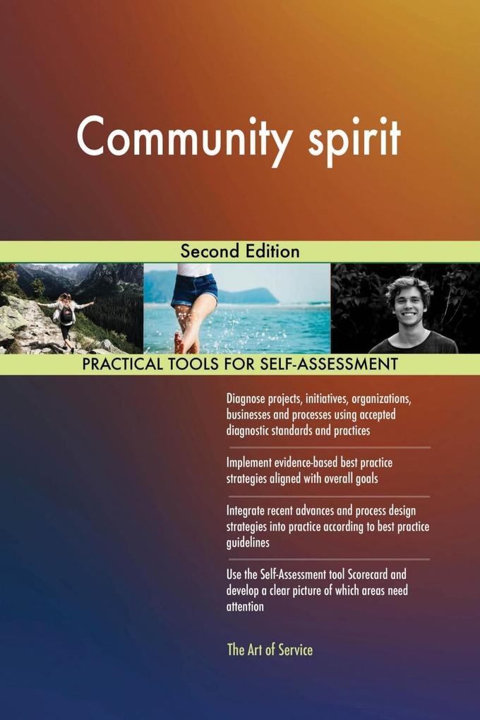 Community spirit Second Edition als eBook Downl...