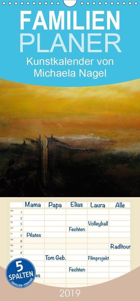 Kunstkalender von Michaela Nagel - Familienplan...