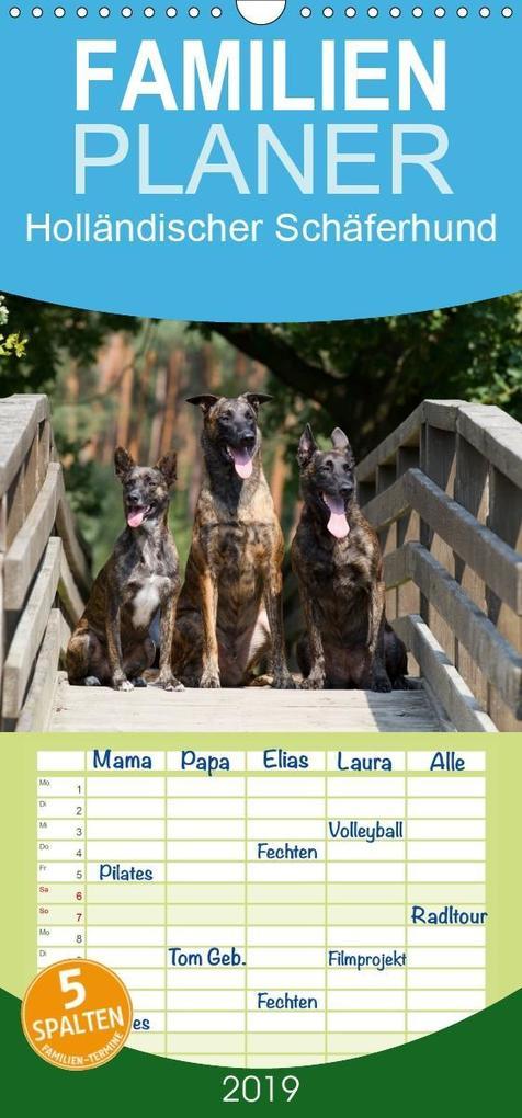 Holländischer Schäferhund - Familienplaner hoch...