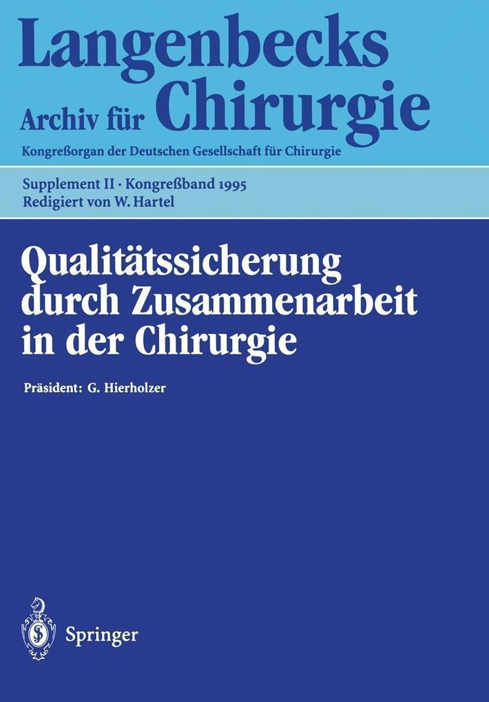 Qualitatssicherung durch Zusammenarbeit in der ...