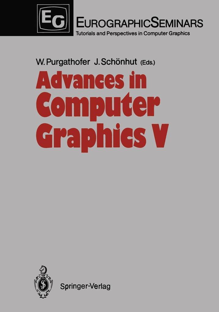 Advances in Computer Graphics V als eBook Downl...