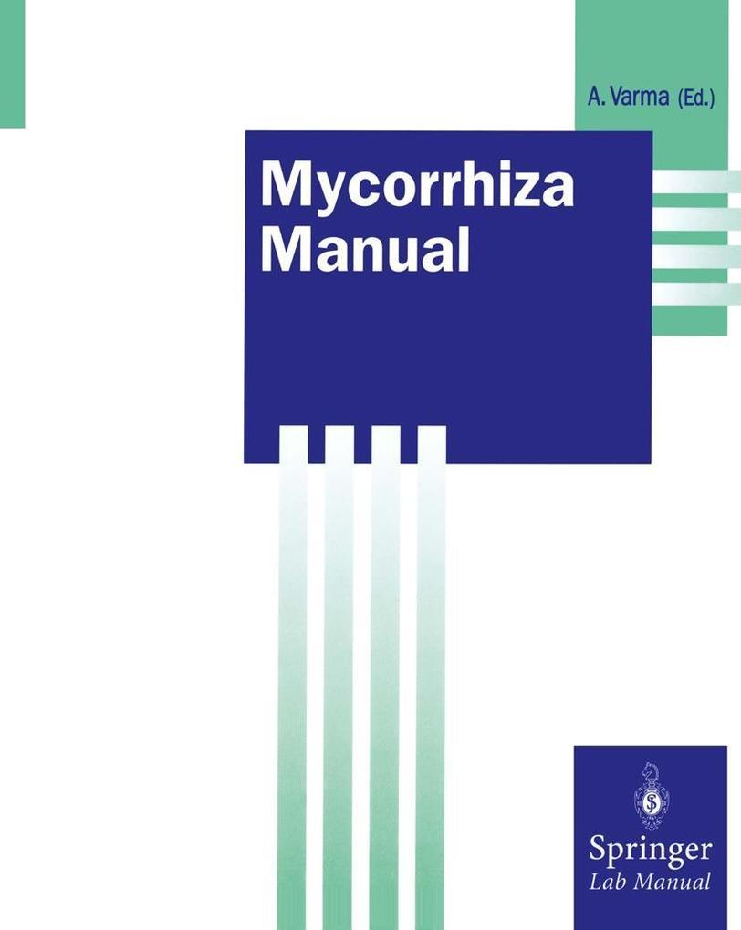 Mycorrhiza Manual als eBook Download von