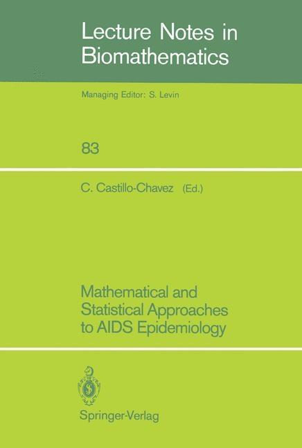Mathematical and Statistical Approaches to AIDS...