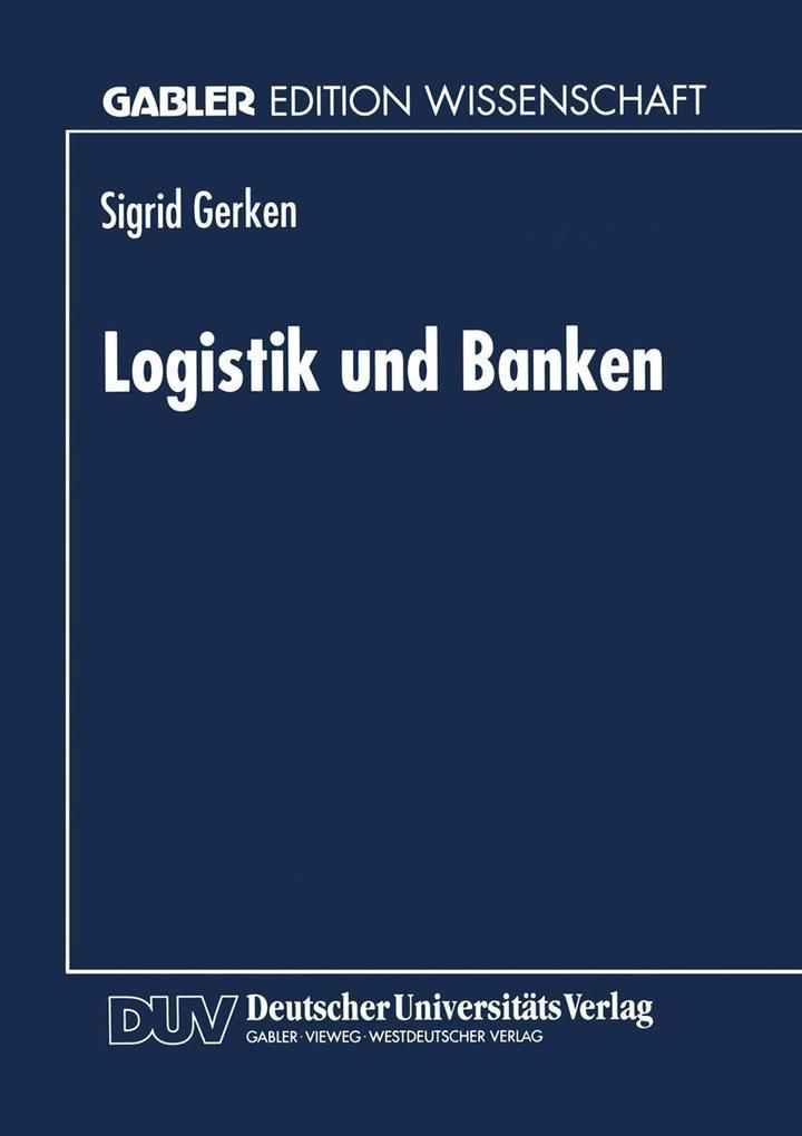 Logistik und Banken als eBook Download von