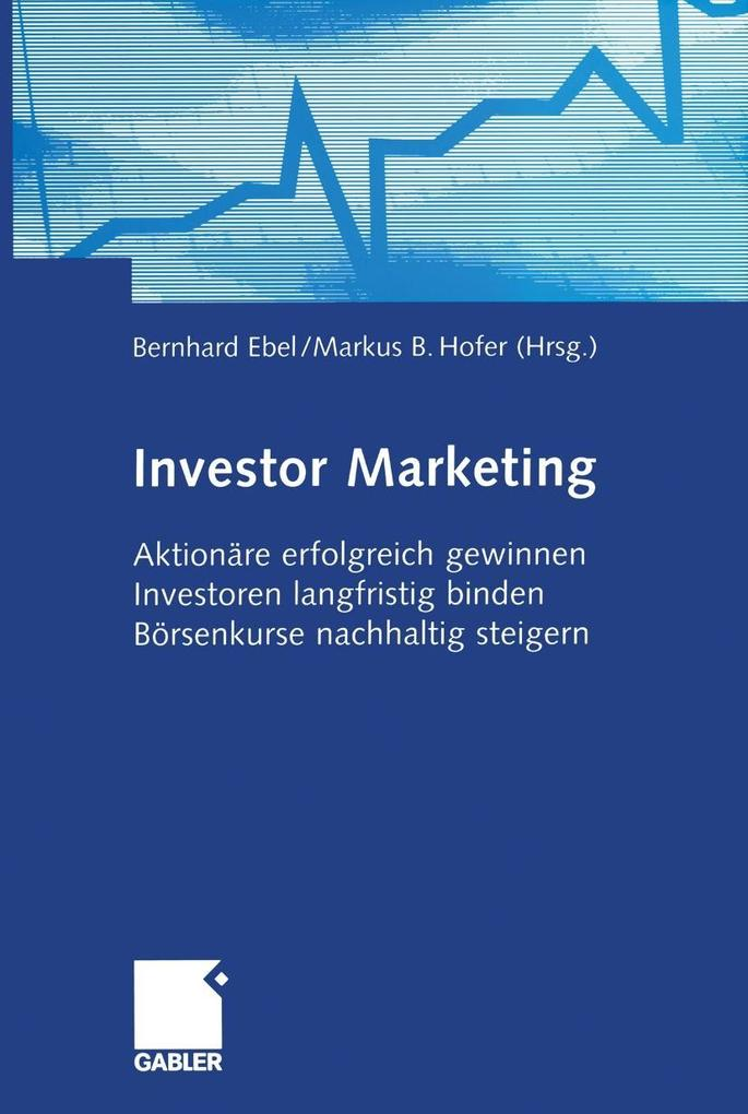 Investor Marketing als eBook Download von