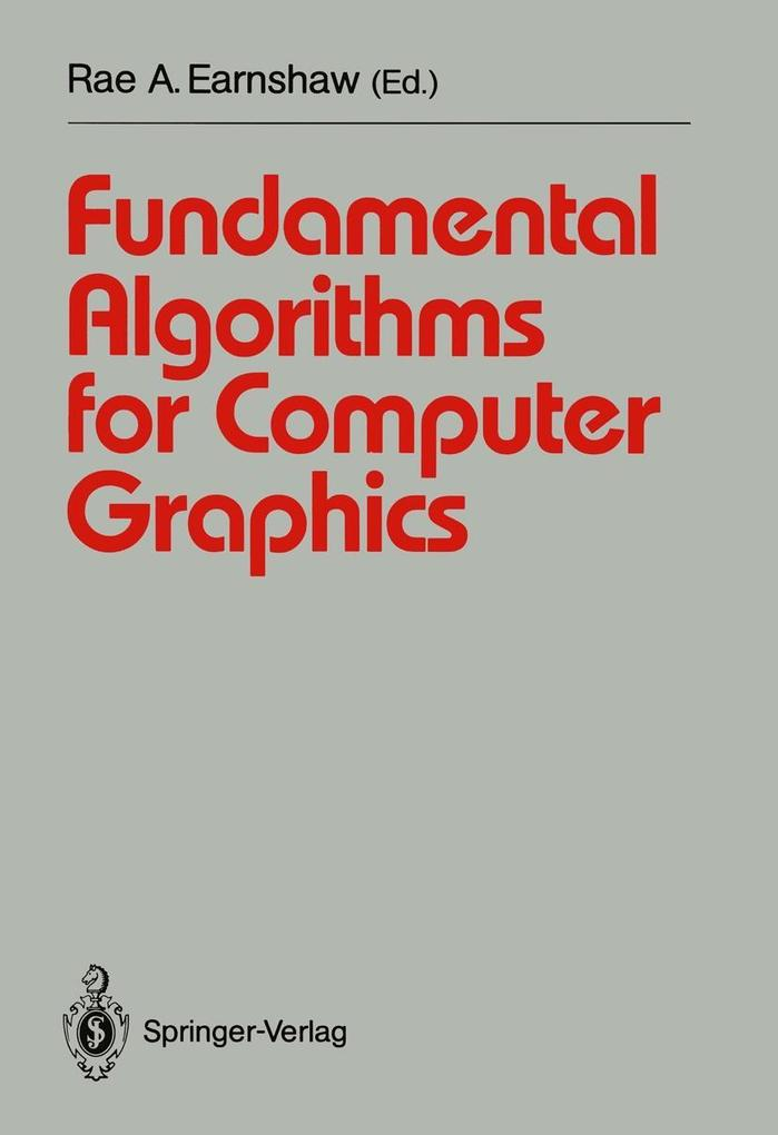 Fundamental Algorithms for Computer Graphics al...