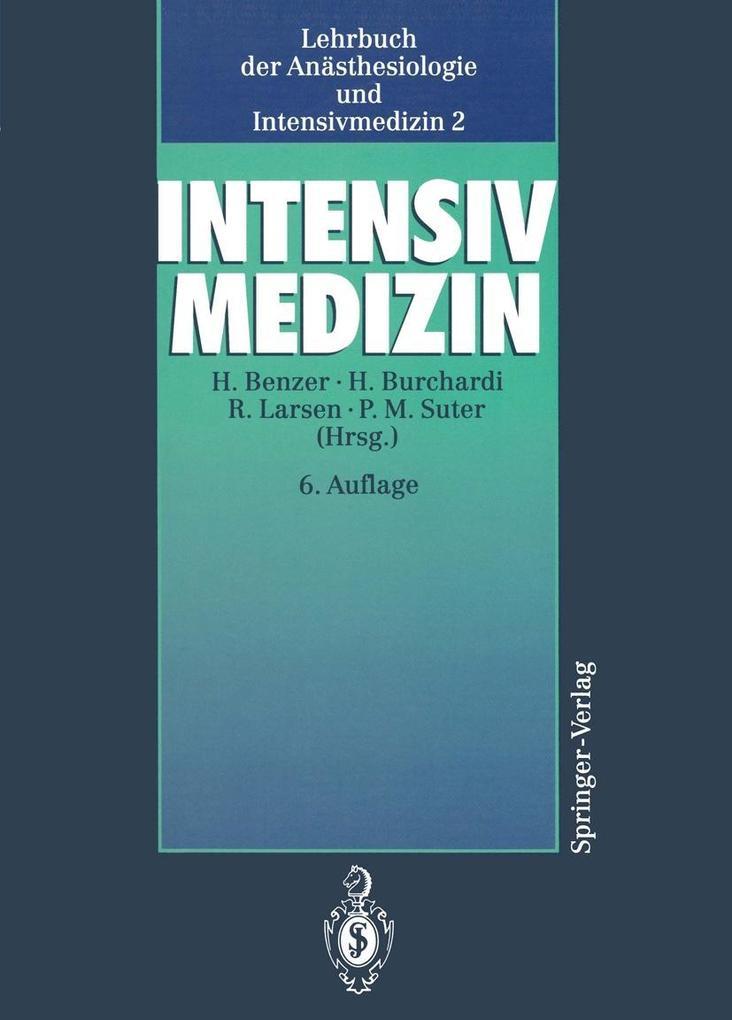Lehrbuch der Anasthesiologie und Intensivmedizi...