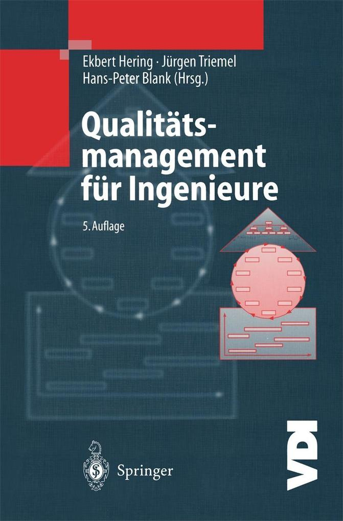 Qualitatsmanagement fur Ingenieure als eBook Do...