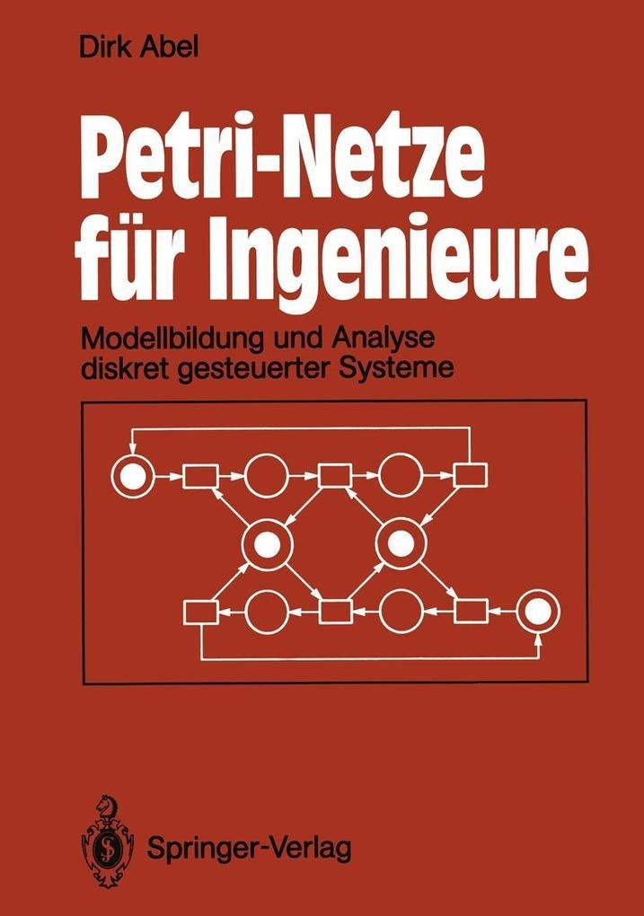 Petri-Netze fur Ingenieure als eBook Download v...