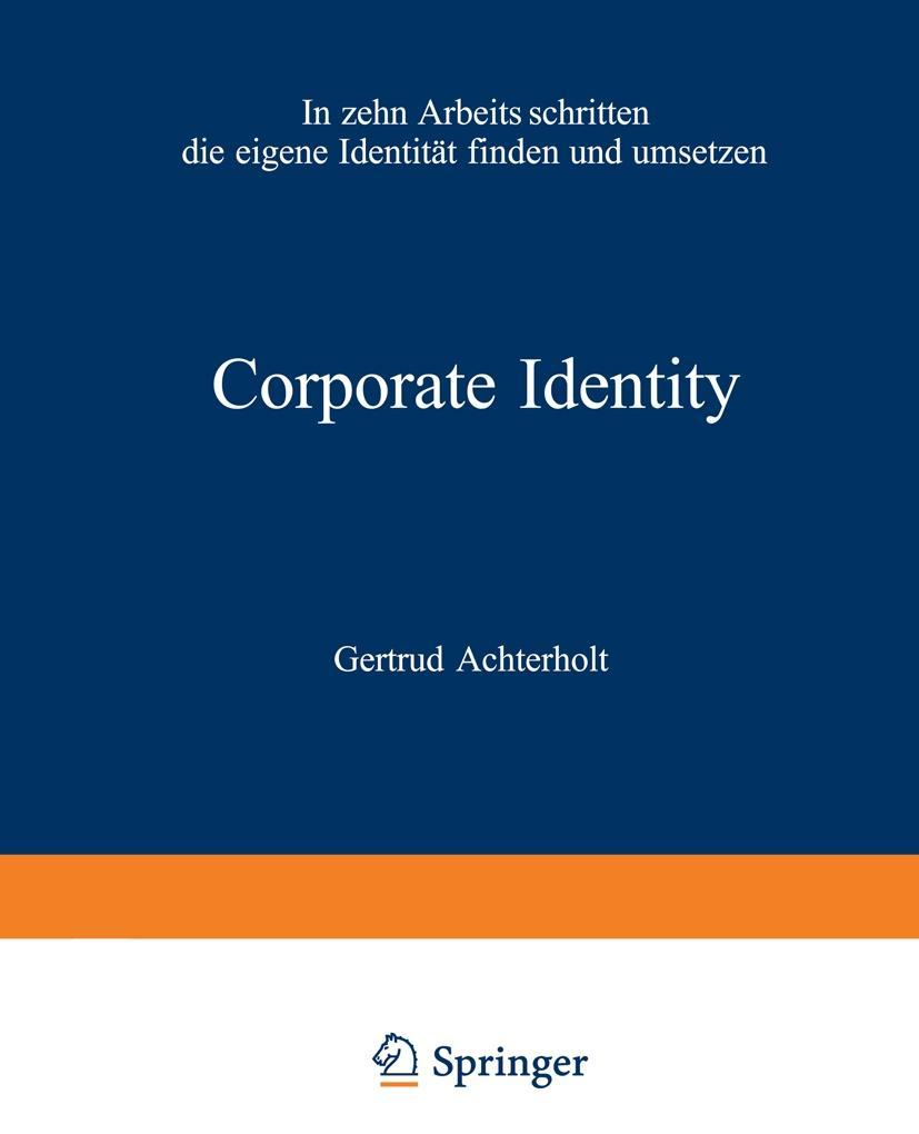 Corporate Identity als eBook Download von