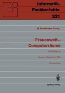 Frauenwelt - Computerraume als eBook Download von