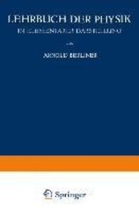Lehrbuch der Physik als eBook Download von Arno...